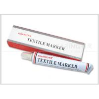 Quality Kearing Permanent Textile Marker Pen Toothpaste Marking Pens Long Time Marking for sale