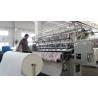 2.4 Meters Chain Stitch Quilting Machine Hook Function 4700*1200*1650mm