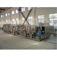 Anti Friction Juice Bottle Cooling Machine System Mild Processing SUS 304 / 316 Manufactures