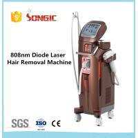 Songic Vertical Style 808nm Home Laser Hair Removal Machines White Manufactures