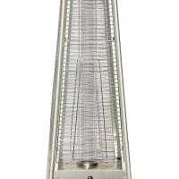 Multi - Used Square Patio Heater UV Protected With Silk Printing Logo Manufactures
