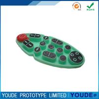 China Small Order Rubber Prototyping Services Vacuum Casting Silicone Rubber Press Key on sale
