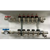 House  Stainless Steel 304 Water Supply Manifold AUTO Tempertyre Control Manufactures