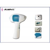 Portable 808nm Diode Laser Hair Removal Beauty Equipment For Home Use , 125 - 600ms Manufactures