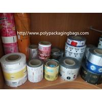 Moisture Proof Plastic Food Packaging Film Roll For Cookie ROHS Manufactures