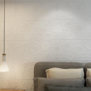 China Self Adhesive 3d Pe Foam Brick Wall Panels / Wall Covering / Interior Wall Board on sale