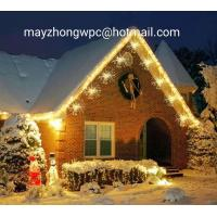 Christmas Trees Decorations With Led Remote Crackers LED Lighting Manufactures