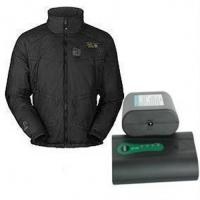 Heated Clothing Battery Pack 7.4V 2200mAh/2600mAh Li-ion with 4-Adjustable Temperature & LED power indication Manufactures