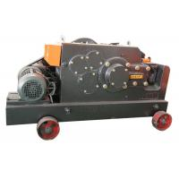Small Reinforced Automatic Rebar Cutting Machine 28t/Min Cutting Speed Manufactures