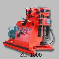 hydraulic drill underground drilling ZLJ-1000 easy to move narrow area Manufactures