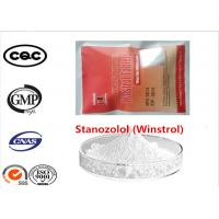 99% Purity Steroid Powder Winstrol Stanozolol Cas 10418-03-8 For Muscle Gain Manufactures
