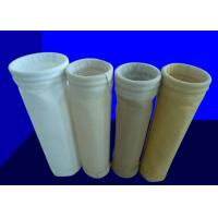Buy cheap Chemical Stability High Efficiency Dust Filter Bag Filter Pocket from wholesalers