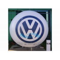 Advertising Digital Printing Branded Balloons For Trade Show / Promotion Manufactures