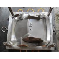 China Armchair Plastic Injection Mould Chair Shell 850T-1000T Precision Air Venting on sale