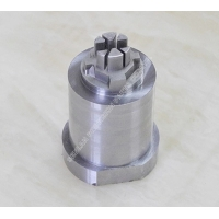 China Plastic Mould Parts Core Inserts Plastic Injection Mold Parts Wire Cut Process on sale