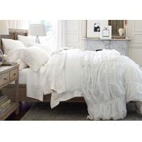 Quality Twin / Queen / King Home Goods Bedding Sets , Cotton Voile Hotel Luxury Bedding Sets for sale