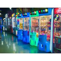 Quality Cute Prize Mini Toy Crane Machine / Candy Crane Machine For Shopping Mall for sale