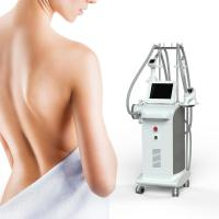 China new innovative product beauty salon use cellulite removal body shape vacuum roller slimming machine Manufactures