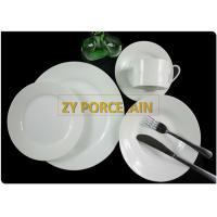 Buy cheap Alkali - Resistant Modern Ceramic Dinnerware Sets Healthy European Style from wholesalers
