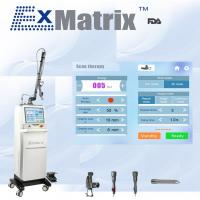 FDA approved  10600nm Vaginal Cleaning Fractional Co2 Laser Machine For Acne Scars Manufactures
