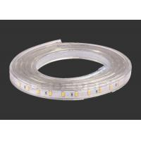 Quality 5630 60 House High Voltage LED Strip Lighting , Decorative Strip Light 10W / M for sale