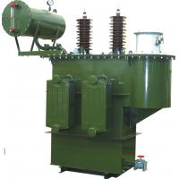 Two Winding Power Distribution Reactor Transformer 20 KV - Class Oil Immersed Type Manufactures