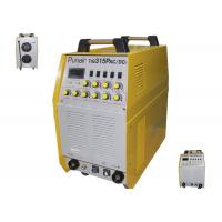 China TIG315P AC / DC Portable Inverter Welder Square Wave Pulse TIG Welding Equipment on sale