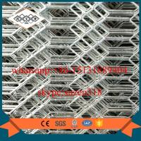 anping huijin gothic metal mesh for fencing / heavy duty diamond gothic mesh Manufactures