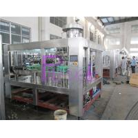 Aseptic Monoblock Beer Filling Machine Carbonated Drink Bottle Filler Machine Manufactures