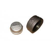 138GPa Cap Malleable Iron Pipe Fittings Manufactures