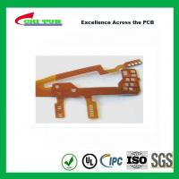 NI-AU Plating Flex PCB , Mobile Phone Circuit Board Manufactures