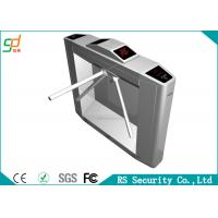 Electronic Automatic Turnstiles Access Control Tripod Turnstile Barrier Manufactures