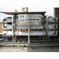 6T/H Ultra-pure Water Equipment, Suitable for Pharmaceuticals, Food and Bevarages Manufactures