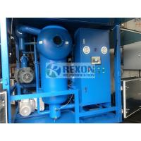 Weather Proof Type Onsite Power Station Use Dielectric Oil Purifier Machine 9000Liters/Hour Manufactures