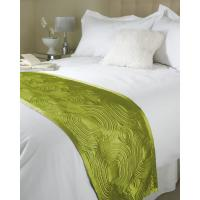 Luxury Hotel 100% Polyester Bedspread Manufactures