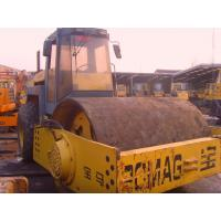 Bomag Bw217d Smooth Double Drum Vibratory Roller New Painting German Made Manufactures