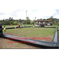 inflatable soccer arena Manufactures
