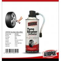 Anti Rust Tubeless Tire Repair Sealant No Damage To Fill Punctured Tire Manufactures