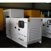 3 Phase 30 kva Perkins Diesel Generator 1103A-33G , IP21 Auto Diesel Generator with PMC System Manufactures