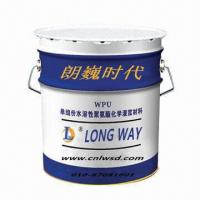 High-quality Polyurethane Grouting Material, Water Soluble Manufactures