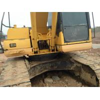New Paint Second Hand Earth Moving Equipment Komatsu PC200 7 With 6 Cylinders Manufactures