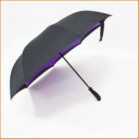 China Latest Item upside down double layer umbrella,inverted umbrella on sale
