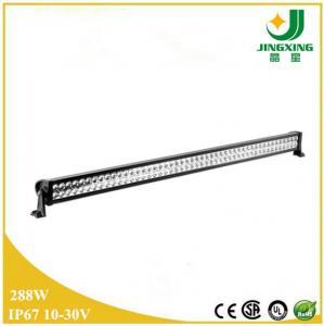 China 50 inch led light bar 288w super slim led light bar JX8801-288W on sale