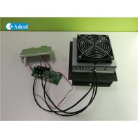 Buy cheap Compact 100W 48VDC Thermoelectric Air Conditioner With Controller And Cover from wholesalers