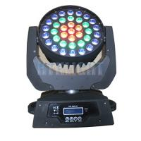 37x9W Zoom Led Moving Head Light , Moving Head Stage Lights For Large Concert Manufactures