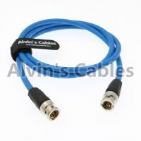 China 12G HD SDI Video coaxial Cable Neutrik BNC Male to Male for 4K Video Camera on sale