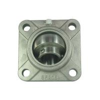 GCr15 high speed pillow block Bearings with Collar four-star for Pump, Fan UCP217 ucf218 Manufactures