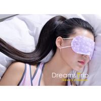 Moisturizing Unscented Self Heating Steam Eye Mask vapour Medical grade Manufactures
