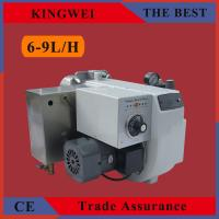 China ce approved kingwei brand waste oil burner for boiler,furnace on sale