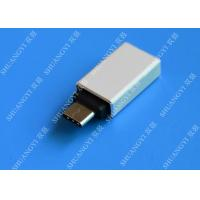 Type C Male to USB 3.0 A Female Apple Micro USB White With Nickel Plated Connector Manufactures